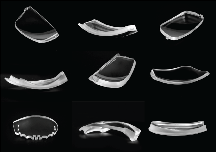 Advance Lens Edged Lenses