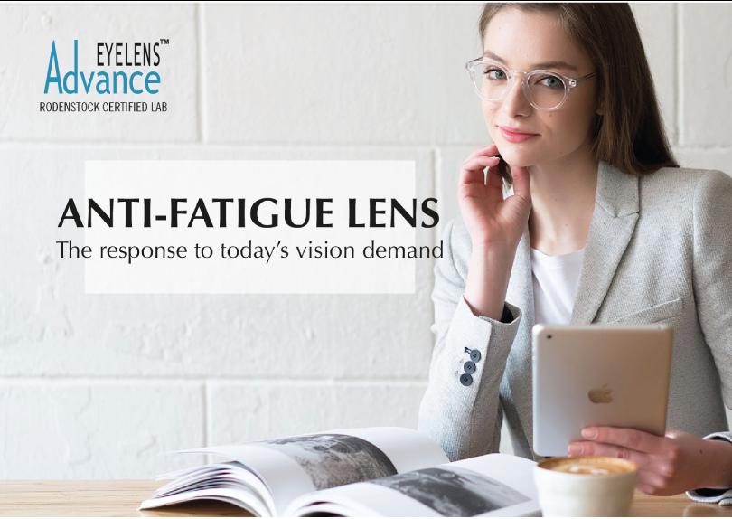 Anti Fatigue Lenses